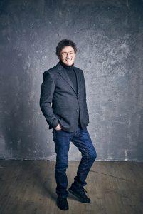 17.12.2015 Warszawa - Maestro Jacek Kasprzyk fot. Maciej Zienkiewicz