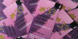 33. Warszawski Festiwal Filmowy