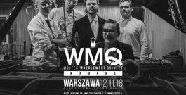"Wojtek Mazolewski Quintet – ""Komeda"""