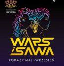 Wars i Sawa w Multimedialnym Parku Fontann