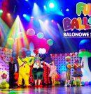 Funny Balls Show – interaktywne widowisko balonowe