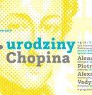 210. urodziny Chopina