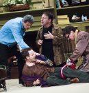 Malajkat, Polk i Zamachowski wracają na scenę Teatru Syrena online